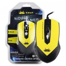 MOUSE COM FIO PARA COMPUTADOR REF: KP-V24