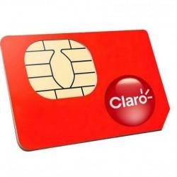 CHIP CLARO MICRO - TELEFONE
