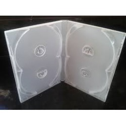 BOX DVD QUADRUPLO 4340