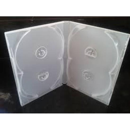 BOX DVD QUADRUPLO 4340