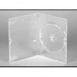 BOX DVD AMARAY SLIM TRANSPARENTE SONY CX C  200