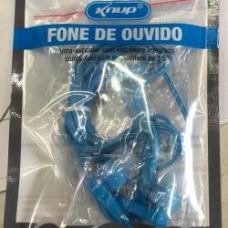 FONE DE OUVIDO KP-473