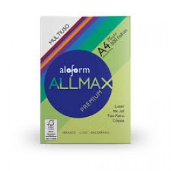 PAPEL A4 ALLMAX PREMIUM 210X297 CX C/5 PCT - CFSC