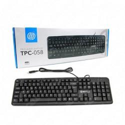 TECLADO PARA COMPUTADOR HOOPSON TPC-058