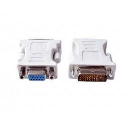 ADAPT. DVI-D (M) X VGA (F)15 PINOS GELO(PINO LISO)