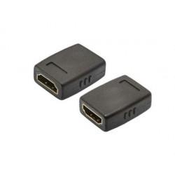 ADAPT. EMENDA HDMI (F) X (F) - LE-06