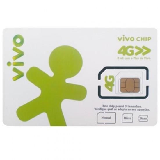 CHIP VIVO MICRO - TELEFONE