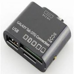 ADAPTADOR TABLET USB  E MICRO SD P1000 SANSUNG