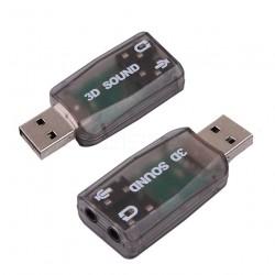 ADAPT USB X AUDIO 3D 5.1 /3,5MM