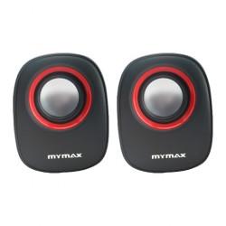 CAIXA DE SOM USB 3W X2 MYMAX SP205
