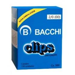 CLIPS 2/0 CX 500G GALV REF:1006-3 BACCHI