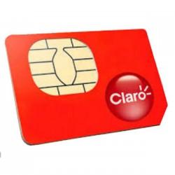 CHIP CLARO + PROMOCAO RECARGA