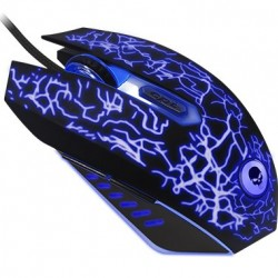 MOUSE GAMER LIGHT LED BRIGHT