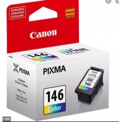 CARTUCHO DE TINTA CL146 COLOR CANON