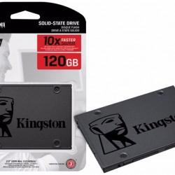 HD SSD 2.5 120GB SATA III - KINGSTON