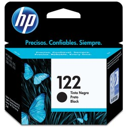 CARTUCHO 122 PRETO   2ML HP