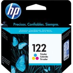 CARTUCHO 122 COLOR -  1,5ML- HP