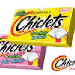 CHICLETS CLORETS