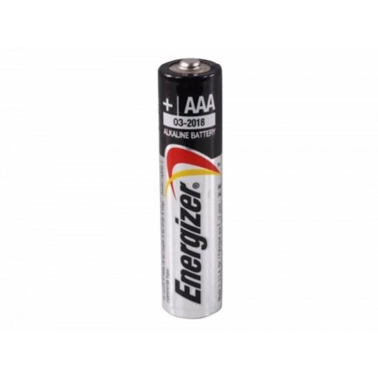 PILHA ENERGIZER MAX PALITO AAA20 20X1 ( TIRA )*