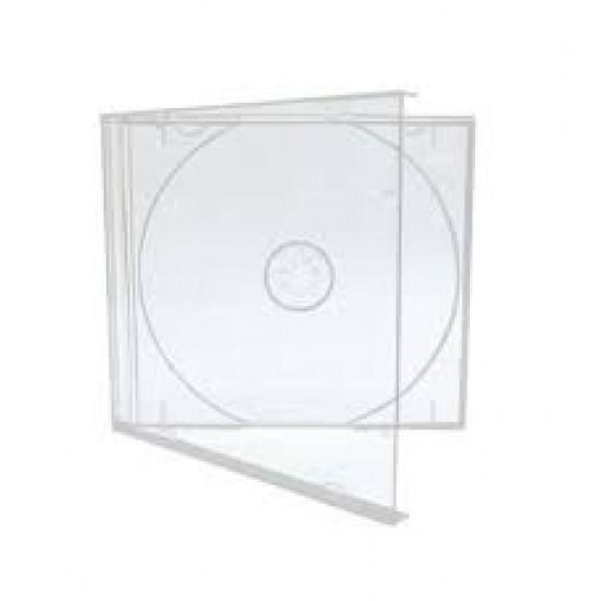 BOX CD CBAND TRANSP CX 200 UND