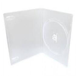 BOX DVD TRANSP CAIXA C 100 UNID